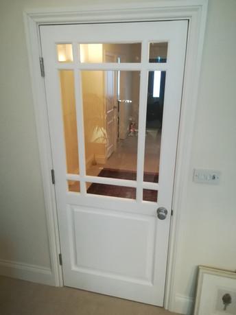 Bespoke Solid Wooden Door