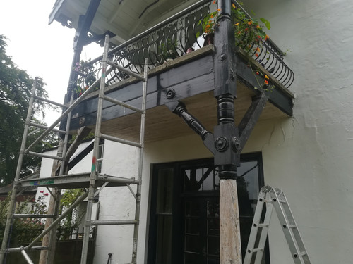 Balcony Restoration
