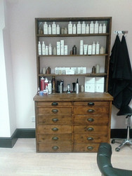 Bespoke Salon Storage Unit