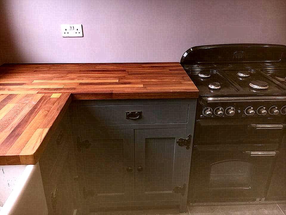 Wooden Worktop