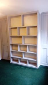 Bespoke Bookshelve