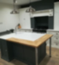 Bespoke Handmade Kitchen