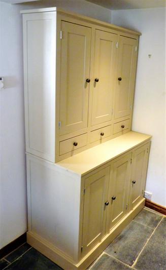 Bespoke Painted Kitchen Larder Unit