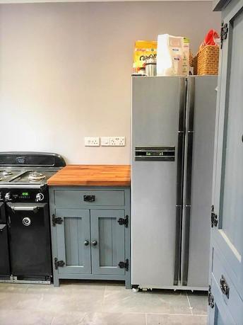 Handmade Kitchen Unit