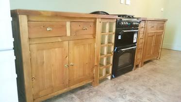 Hand Made Kitchen & Wine Rack