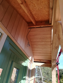 Oak Cladding