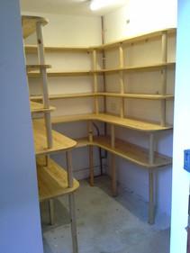 Bespoke Pantry Storage
