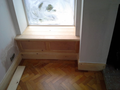 Bespoke Window Seating & Storage