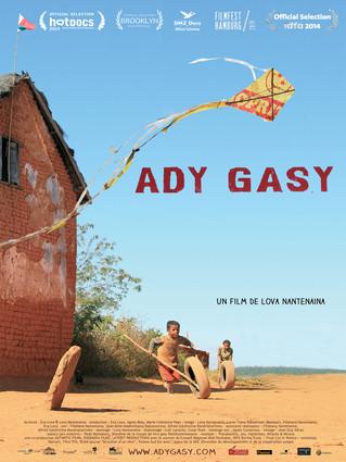 """Séance de Cinéma : """"Ady Gasy"""" par Lova Nantenaina, le dimanche 23 juin."""