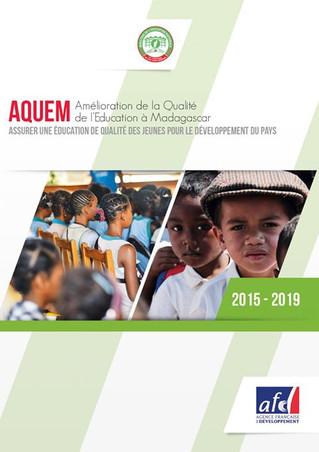 Lancement du projet #Aquem