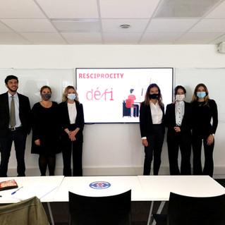5 étudiants de l'ESC de Rennes témoignent…