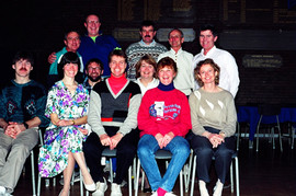 1991 MASTERS AGM
