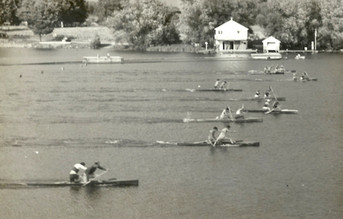 1947 C2 SR TANDEM START