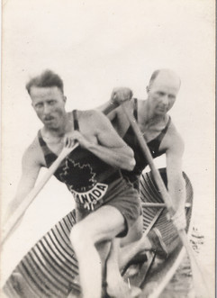 1925 Sr C2 Cdn Champs ROY NURSE, JERRY N