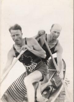 1925 Sr C2 Cdn Champs ROY NURSE, JERRY N