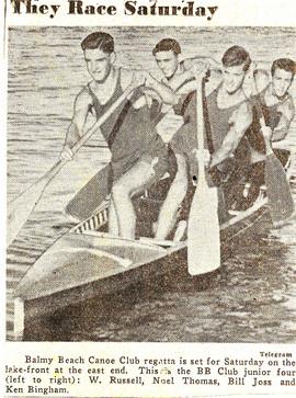 1955c W RUSSELL, NOEL THOMAS, BILL JOSS,