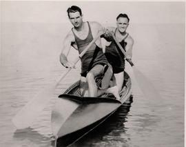 1935 HARVEY CHARTERS, WARREN SAKER SR TA