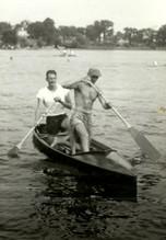 1947 C2 KEN LANE, HANK FARINTOSH