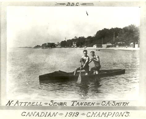 1919 SR  NORN ATTRELL, CA SMITH CDN 1st,