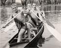 1960 1st JR C4 BLACK TROPHY RON HOOVER,