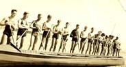 1935 WAR CANOE BBC  MALVERN @ HUMBER cop