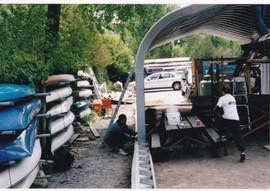 2000 New Boat Barn