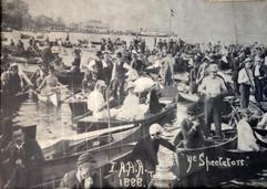1888  ISLANDS REGATTA  Mike Filey A TORO