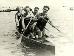 1934 CDN CHAMPS, ERNIE EVES, HARVEY CHAR