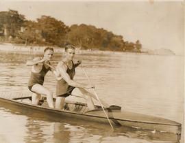 1935 HARVEY CHARTERS, WARREN SAKER SR C2
