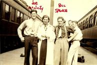 1936 CCA SUDBURY TRAIN JOE McNULTY BILL