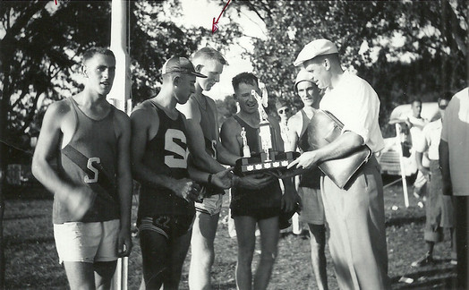 1960C RECEIVING DON STRINGER RCYC, GIVIN