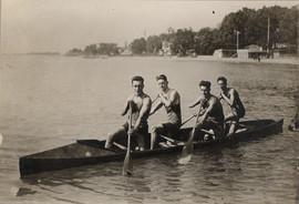 1919 Jr Cdn 1st N ATTRELL,  E COUTIE, W