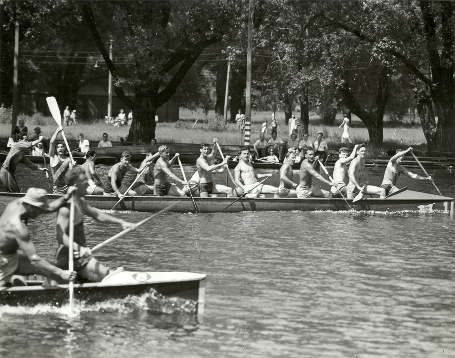 1948 JR WAR CANOE @ ISLAND copy.jpg