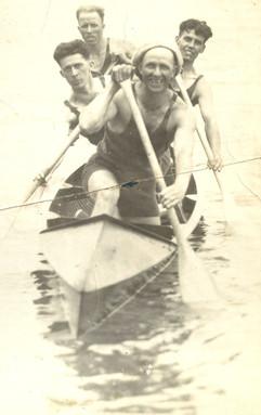 1925  SR C4 CDN 1st GERRY NURSE,FRANK LO