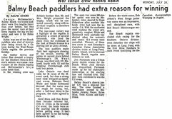 1972 BEACH WINS FOR ROBIN WRIGHT