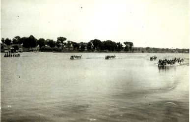1935 SR WAR CANOE @ MOONEYS BAY copy.jpg
