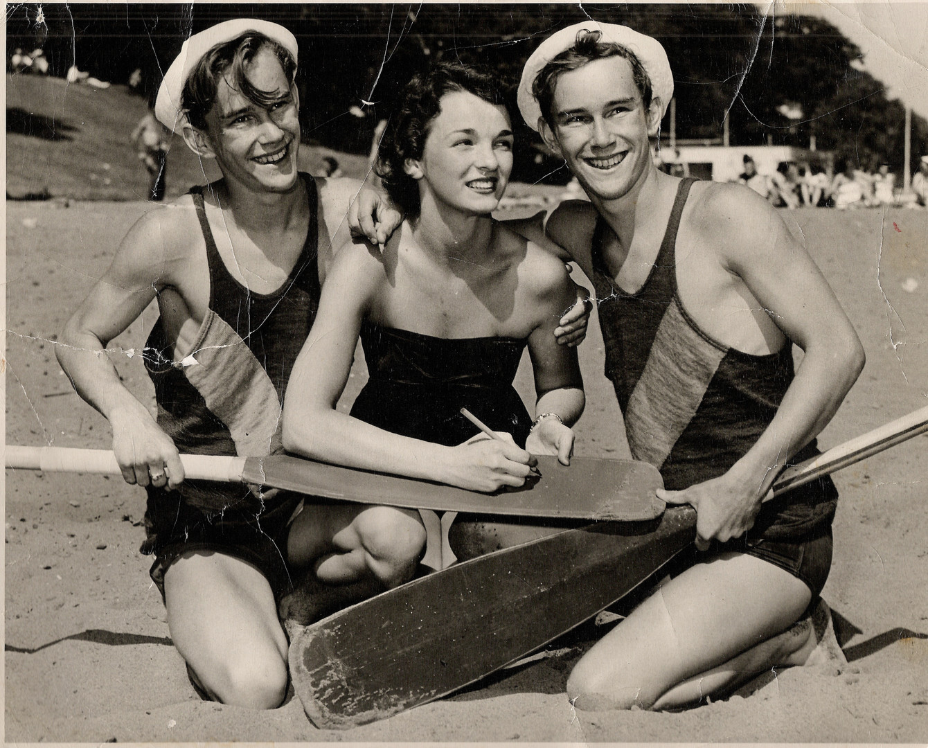 1951c PADDLERS 1 copy.jpg