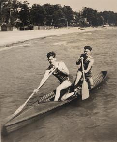 1927 FRANK LOWRY, ERNIE EVANS CCA 2nd