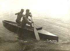 1913 STAN RAINE, JIMMY WILLIAMS  INT TAN