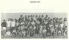 1970 REGATTA PROGRAMME