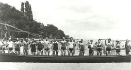 1934 JR WAR CANOE