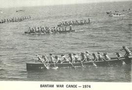1974 Bantam Warcanoe