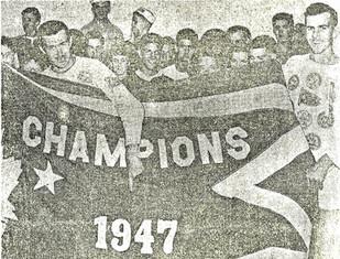 1947 CCA CHAMPIONS