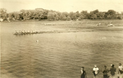 1957 WAR CANOE MILE & .5 MILE CHAMPS 04