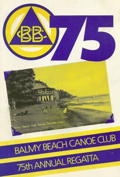 1980 REGATTA PROGRAMME