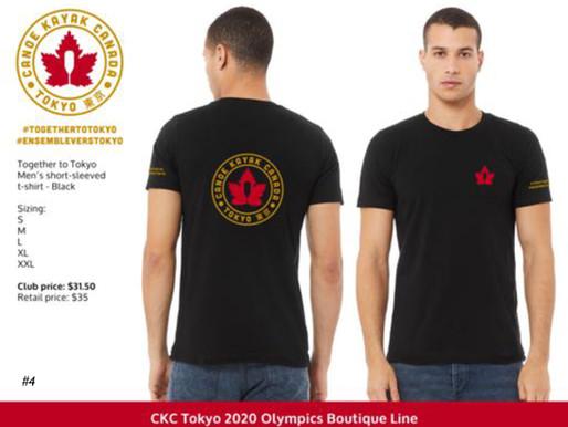#TogetherToTokyo CKC Merch: Club Pre-order - ORDER NOW!