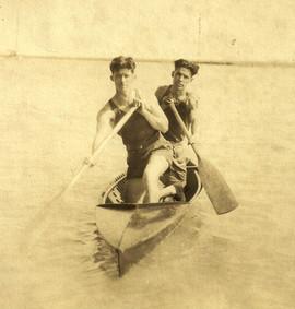 1927 LOWREY, EVANS CDN CHAMPS