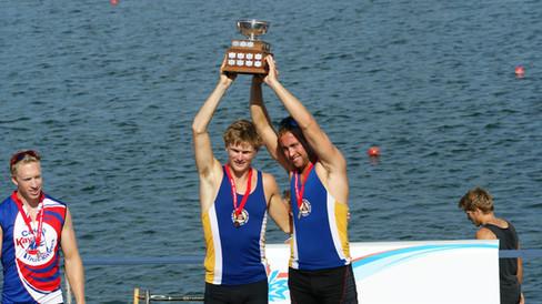 2013 Nationals Montreal - Nigel Rockett