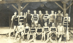 1915 BBC WAR CANOE