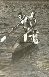 1947 C2 ART FARINTOSH, BILL BUTTREY
